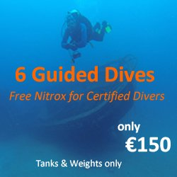 Scuba Diving Packages in Lanzarote