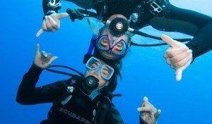 padi assistant instructor at Lanzarote Dive Centre