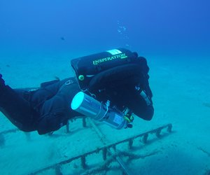 Rebreather Diving Lanzarote