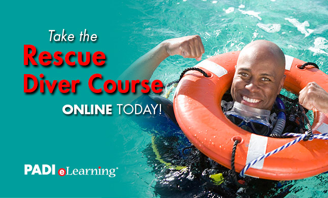 Become and Rescue diver today