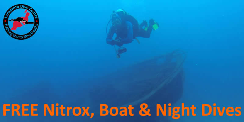 Free Nitrox for divers