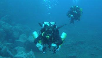 PADi Tec Trimix Diver full trimix diver