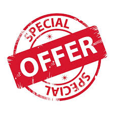 Special Offer scuba diving prices
