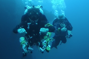 TDi Trimix Diver Course in Lanzarote
