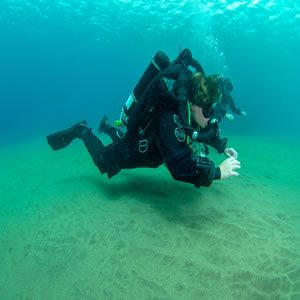 Rebreather Try Dive