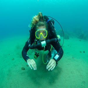 AP Inspiration rebreather training