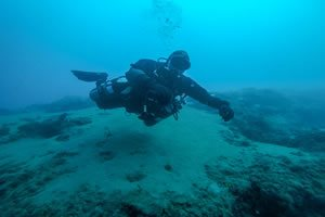 TDI Technical Sidemount Diver